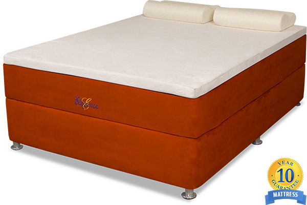 Elegance Pillow Top Bed