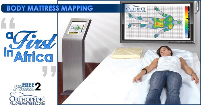 mattress body mapping