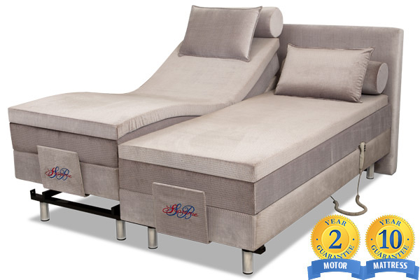 Supreme Motorised Bed